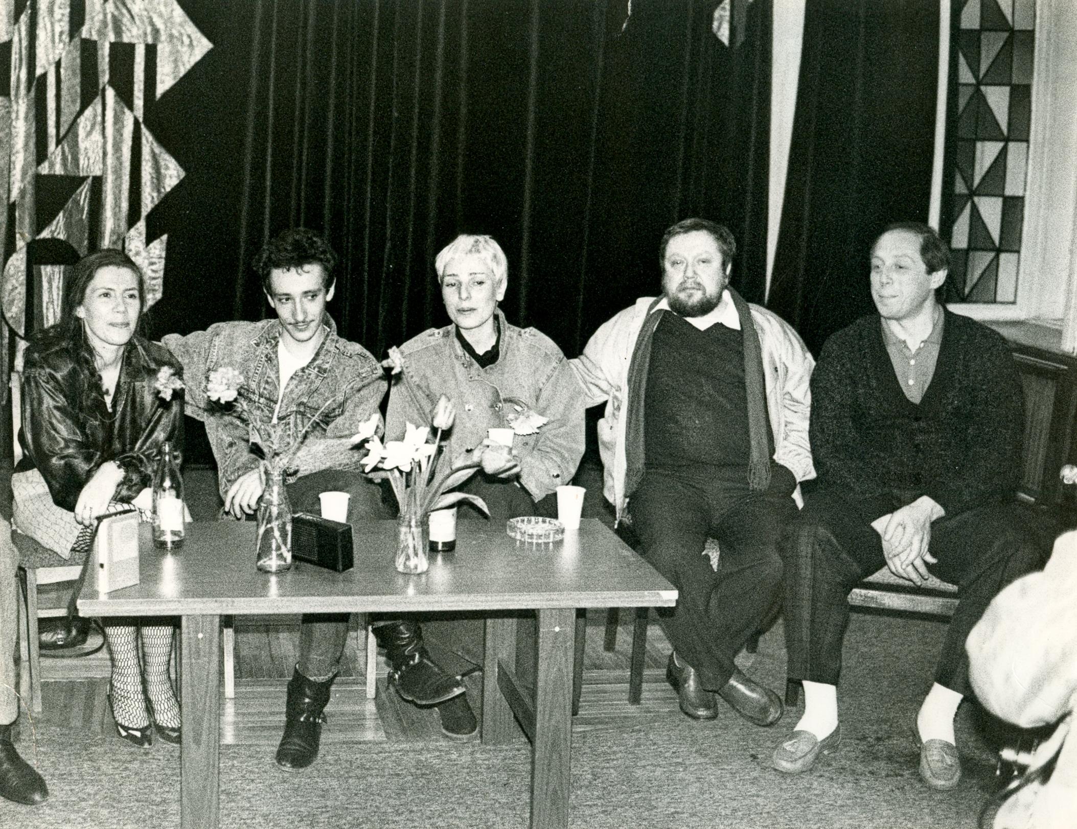 Асса, 1988